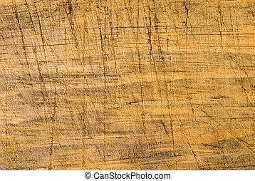 Zestárlý dřevěný pozadí