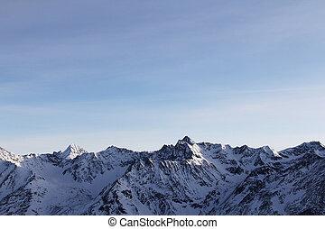 Zima hor
