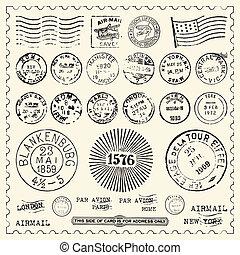 Značky Vintage