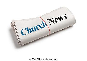 Zprávy z kostela