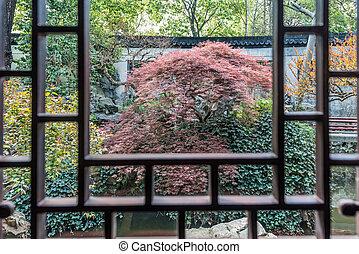 Zrzásek z červeného stromu Yuyanská shanghai porce